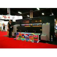 China Mechanical Design Flag Printing Machine Vinyl Graphics Printer 3450x1480x1680mm wholesale