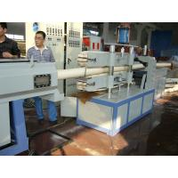 China Spiral Steel Wire Reinforced PVC Pipe Extrusion Machine One Stop Service wholesale