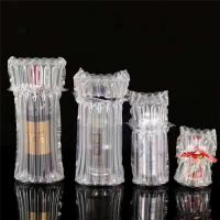 China Transparent Air Column Bags Breakage Proof for Wine Bottle / Glass Products wholesale