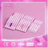 China Lady women cotton anion negative ion herbal sanitary napkin pad wholesale