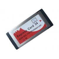 China ExpressCard to 11N 150M WIRELESS LAN CARD (RT3090 Chipset) wholesale