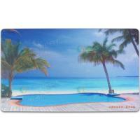 China Self-adhesive washable ultra thin floor mats, wholesale rubber floor mats, sublimation floor mats on sale