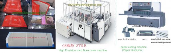 Book Covering Machine : Book making machine images