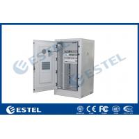 Buy cheap Floor Self - Standing Outdoor Power Cabinet 1500mm × 800mm × 800mm External Size from wholesalers