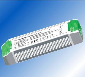 China EN 61000-3-2 Trailing Edge Triac Dimmable Led Driver 50 Watt 1200mA 25V SAA wholesale