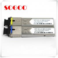 China 10G/1310nm SM Optical Module 1.4km SFP Optical Transceiver For Huawei ZTE wholesale
