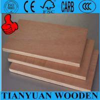 China Bintangor Okoume 15mm 18mm Commercial Plywood for Furniture wholesale