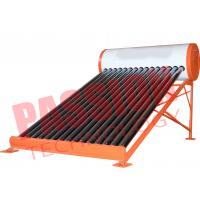 0.5 Bar Thermosyphon Solar Water Heater , Industrial Solar Water Heater 200 Liter