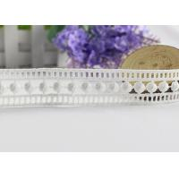 China Beige Cotton Guipure Embroidery  Water Soluble Polyester Lace Trimming for Doll on sale