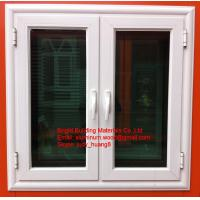 China high quality double glass aluminium window with frame(China supplier) wholesale