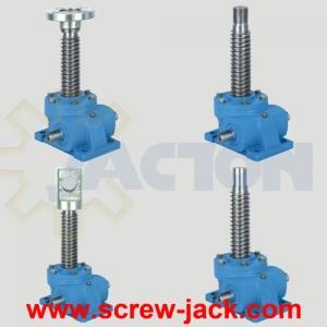 China lifting screw jacks mechanical, mechanical linear actuator, mechanical actuator wheel type on sale