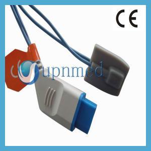China Nihon Kohden Pediatric soft tip spo2 sensor,BSM 2301 wholesale