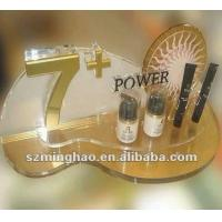 China special size acrylic cosmetic display wholesale