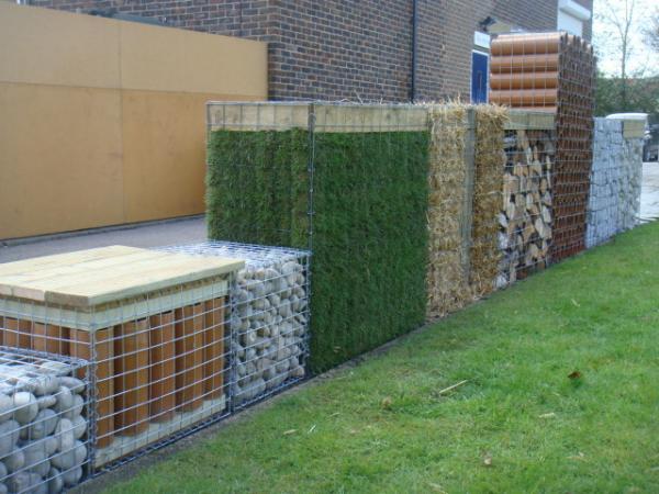 Decorative gabion images for Gabion landscaping