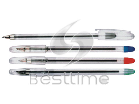 Quality 0.5mm / 0.7mm tip size Plastic Ball Pen ideal for promotion, advertising MT2094 for sale