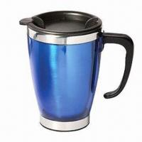 China Promotional travel thermal mug, OEM orders are welcome wholesale