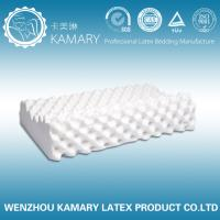 China 100% natural latex foam pillow popular in Thailand on sale