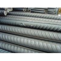 China Hot Rolled Alloy Road / Construction Steel Bar High Strength 10MM - 72MM Size wholesale