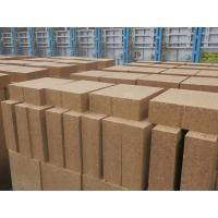 China High Strength Magnesia Bricks , Magnesia - Alumina Spinel Cement Kiln Brick on sale