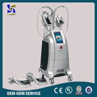 China slimming device cryolipolysis 4 handles with Germany imported parts wholesale
