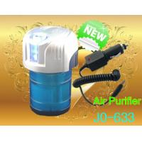 China 12V DC Silver Blue Mist and Negative Ions Car Air Humidifiers and Home Air Cleaners wholesale