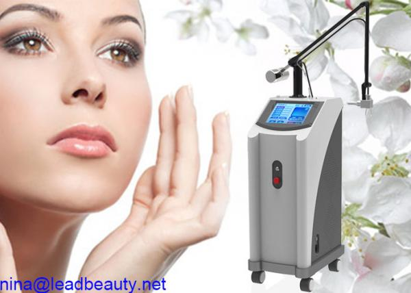 Quality Safe lightweight CO2 Fractional Laser Machine 1 - 100 ms Pulse Width for sale