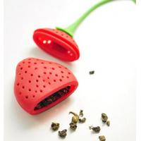 China New Design FDA Approval eco-friendly silicone tea infuser on sale