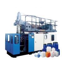 China 5 Gallon 20 Liter Pc Hdpe Plastic Water Bottle Making Machine Fully Automatic Low Noise on sale