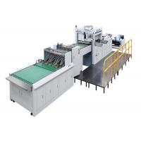 China Roll Paper Flat Die Cutting Stripping Machine can automatic separation,belt cascade collection. wholesale