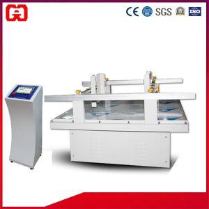 China Large Packing Transport Simulation Vibration Test Equipment / Universal Vibration Shaker on sale