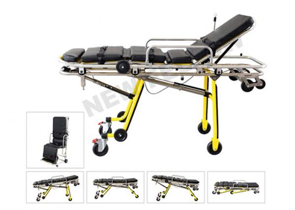 Multi Functional Folding Ambulance Trolley Stretchers Chair For