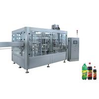 China Beverage Carbonated Drink Production Line For Bottle Package wholesale