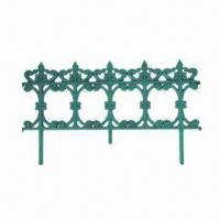 China Garden Fence Edging, Made of Plastic PP wholesale