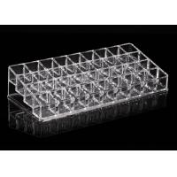 China Transparent 24mm Acrylic Holder 36 Tattoo Accessories Tattoo Ink Cup Holder wholesale