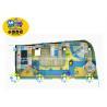 China Large Soft Indoor Playground Equipment For Kindergarten Pre - School wholesale