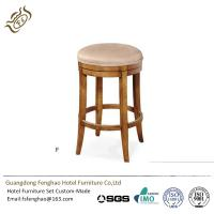 Stylish Eco Friendly Hotel Bar Stools Chairs Sun Creek Pu Leather Bar Stools