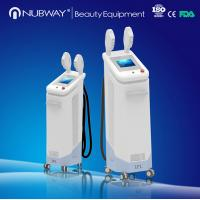 China newest Super combination Multi-function machine include Laser SHR IPL hair removal device wholesale