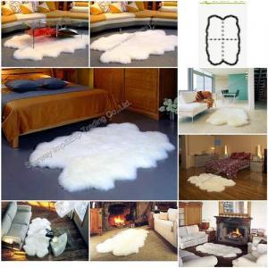 China Fur Rug-Long Wool Rug-Sofa Cushion-Quarto-L11 Blanket wholesale