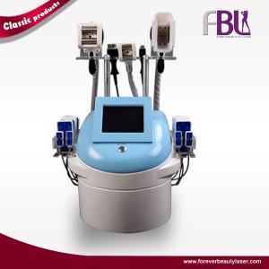 China Vacuum Roller Ultrasonic Cavitation Slimming Machine Sixpolar RF Body Contouring wholesale