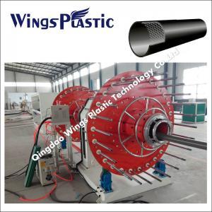 China HDPE Plastic SRTP Composite Pipe Making Machine, SRTP Pipe Production Line wholesale