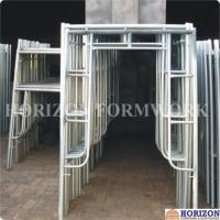 China Galvanized space frame scaffolding, Shoring Frame Systems wholesale