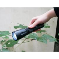 China 18650 Battery Rechargeable LED Flashlight Tactical Self Defense 6400K wholesale