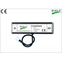 China 1000 MBits / S Cat6 POE Lightning Surge Protector Ethernet Port For Network System wholesale