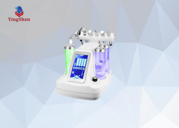 Quality Virtual Mesotherapy Hydro Oxygen Facial Machine Deep Facial Cleansing Usage for sale