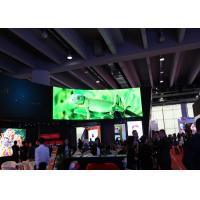 China Easy Assemble and Disassemble P5 SMD LED Panel 500x500mm Size for Conference Room wholesale
