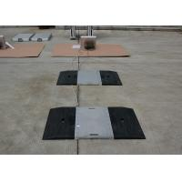 Buy cheap Ultra Low Truck Weigh Scales 20t 50 kg Accuracy Dynamic Portable Axle Weighing Scales from wholesalers