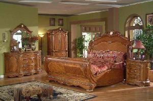 Quality Classic Bedroom Furniture (ES-57012) for sale