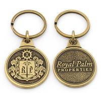 Buy cheap ENDLESS LOVE COUPLE Metal Keychain from wholesalers