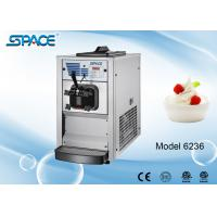 China High Output Table Top Frozen Yogurt Making Machine Single Flavor With Pre - Cooling wholesale