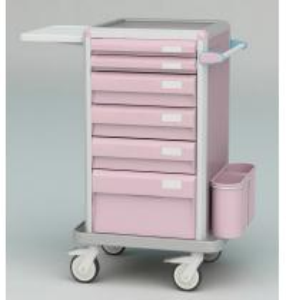 China Luxury ICU Emergency Trolley , Crash Trolley Medical Equipment wholesale